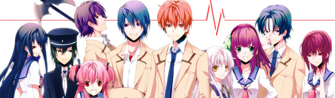 Angel Beats anime review