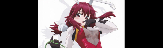 Charger Girl Juden Chan anime review