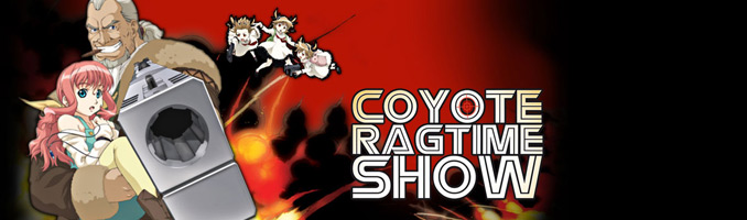 Coyote Ragtime Show anime review