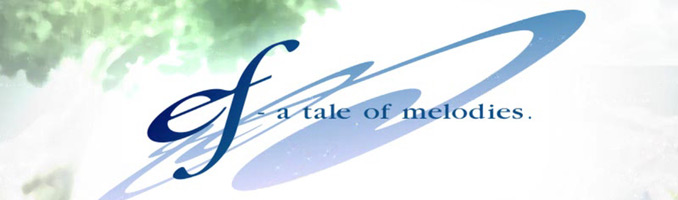 ef a tale of melodies anime review