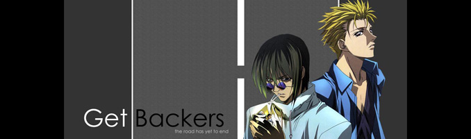 Getbackers anime review