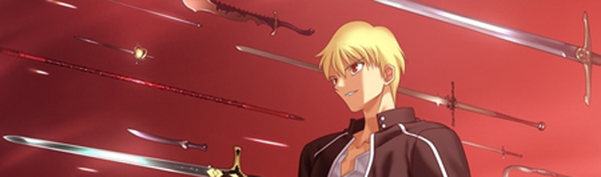 Gilgamesh anime review