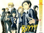 Durarara anime review