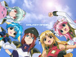 Galaxy Angel anime review