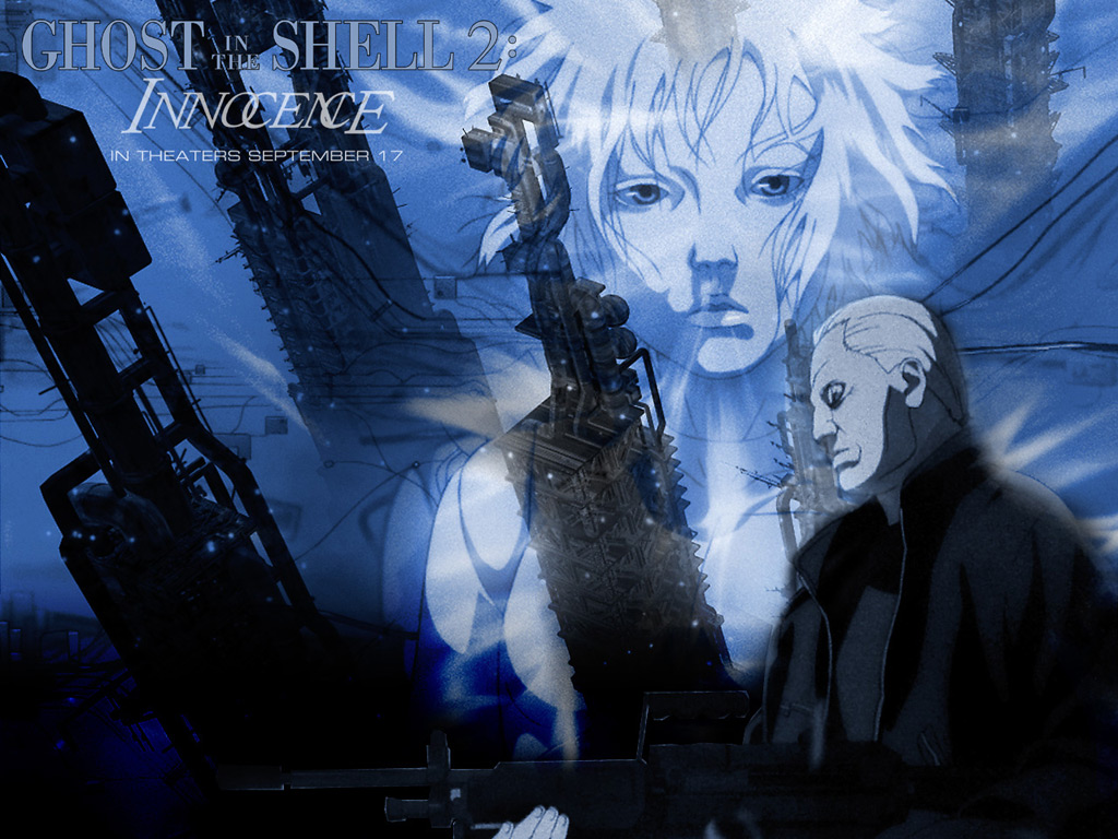 Wallpapers Of Ghost In The Shell 2 Innocence Anime