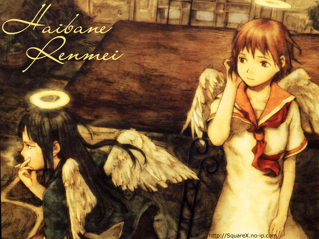 Haibane Renmei Anime Review
