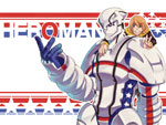 Heroman anime review