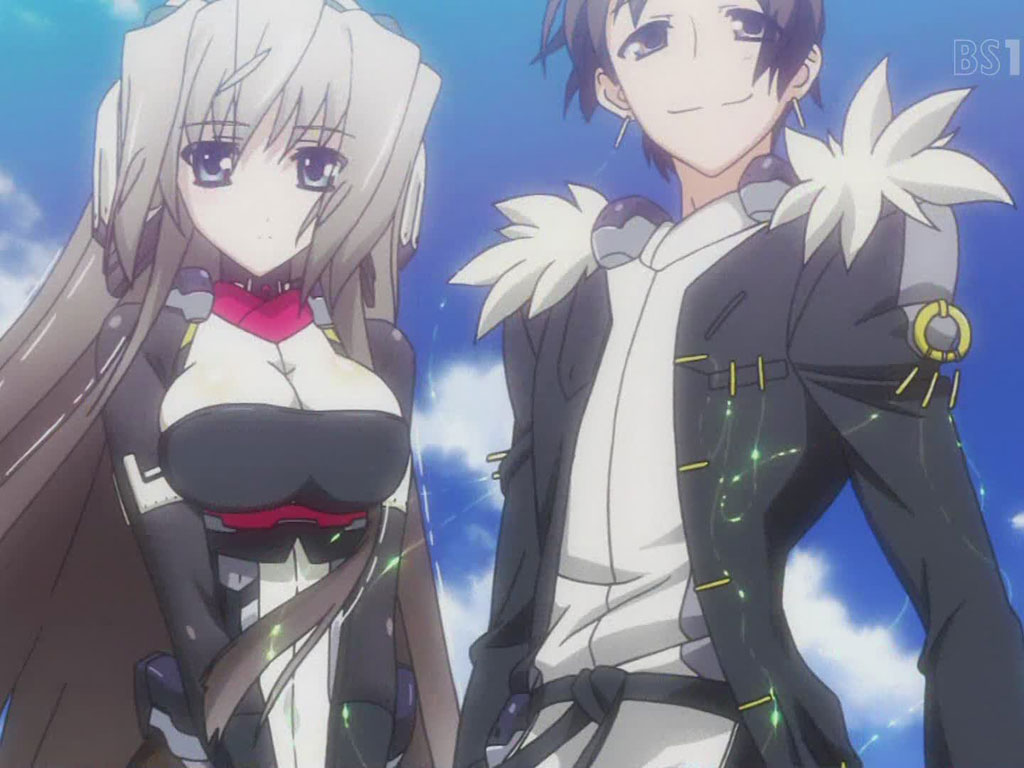 Horizon In The Middle Of Nowhere Ii Anime Review