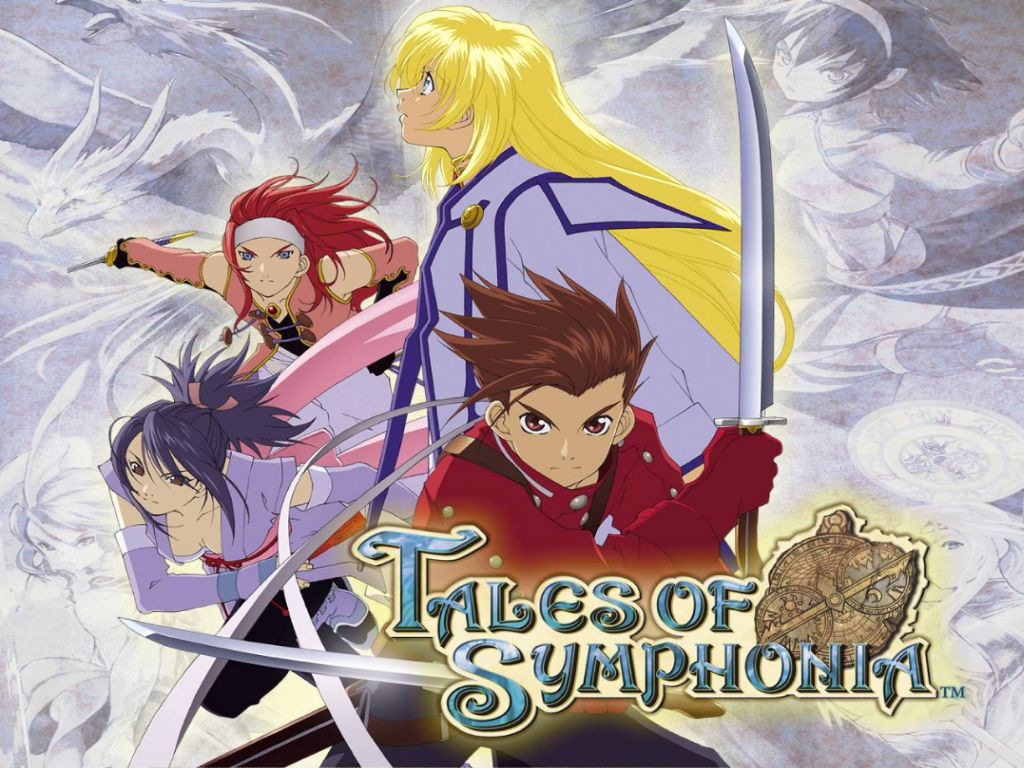 Tales Of Symphonia The Animation Anime Review