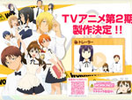 Wagnaria anime review