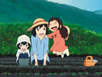 Wolf Children anime review